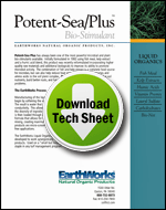Download the Potent Sea/Plus tech sheet
